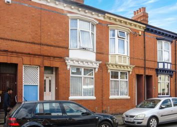Thumbnail 3 bedroom terraced house for sale in Devana Road, Leicester