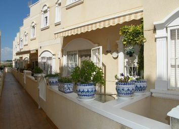 Thumbnail 3 bed town house for sale in Heredades, Alicante, Spain