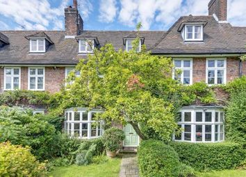 Thumbnail 7 bed terraced house for sale in Reynolds Close, Hampstead Garden Suburb, London