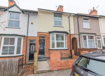 Thumbnail 3 bed terraced house for sale in Poplar Grove, Rugby