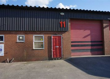 Thumbnail Commercial property to let in Unit 11, Vanguard Trading Estate, Britannia Road, Chesterfield