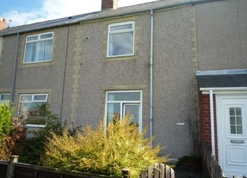 Thumbnail 2 bed terraced house for sale in Monkseaton Terrace, Ashington