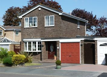 Thumbnail 3 bedroom detached house for sale in Vinneys Close, Burton, Christchurch, Dorset