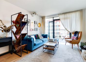 Thumbnail 1 bed flat for sale in Fuse Building, Beechwood Road, London