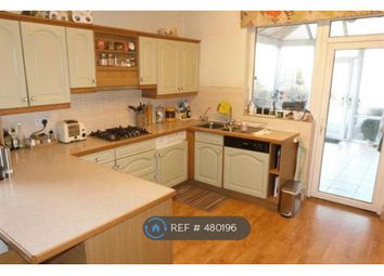 Thumbnail 4 bed maisonette to rent in Uppingham Road, Leicester