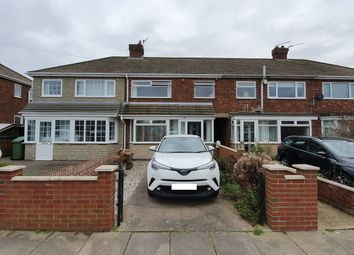 Thumbnail 3 bed terraced house for sale in Penshurst Road, Cleethorpes