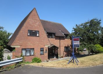 Thumbnail 4 bed detached house for sale in Elmstead Close, Hanford, Stoke-On-Trent
