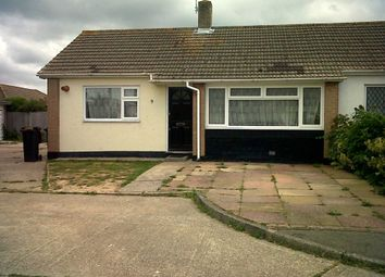 Thumbnail 1 bed bungalow to rent in Turner Way, Selsey, Chichester