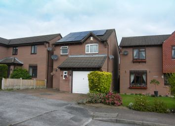Thumbnail 3 bed detached house for sale in Cornfield Close, Ashgate Heights Chesterfield