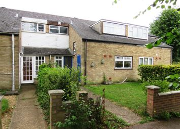 Thumbnail 3 bed terraced house for sale in Lannock, Letchworth Garden City