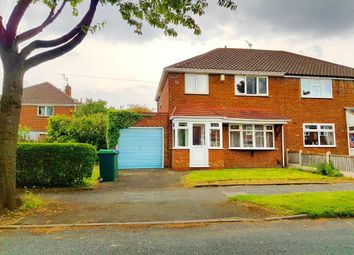 Thumbnail 3 bed semi-detached house for sale in Almond Avenue, Walsall, West Midlands