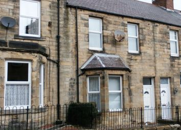 Thumbnail 3 bed terraced house for sale in Bede Street, Amble, Morpeth