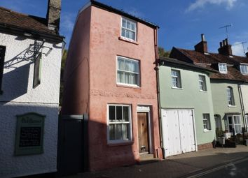 Thumbnail 2 bed end terrace house for sale in New Street, Woodbridge