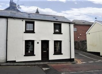 Thumbnail 1 bed terraced house for sale in High Street, Pontypool