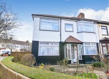 Thumbnail 3 bed end terrace house for sale in Southfield Road, Waltham Cross, Hertfordshire