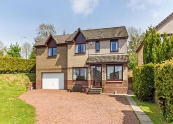 Thumbnail 5 bed detached house for sale in Mayfield Drive, Howwood, Renfrewshire