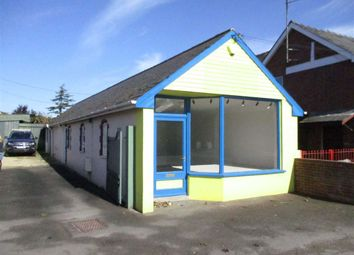 Thumbnail Retail premises to let in The Rose Garden, Ledbury Road, Hereford