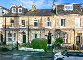 Thumbnail 4 bed terraced house for sale in Scarcroft Road, York