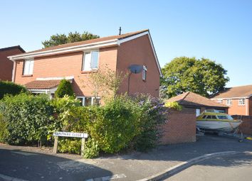 Thumbnail 2 bed semi-detached house for sale in Samphire Close, Lymington