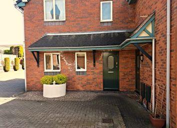 Thumbnail 1 bed flat for sale in Garnett Road West, Newcastle Under Lyme