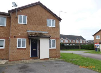 Thumbnail 1 bed terraced house to rent in Chiltern Avenue, Bishops Cleeve, Cheltenham