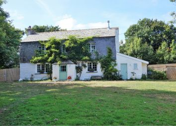 Thumbnail 4 bed property for sale in Widegates, Looe