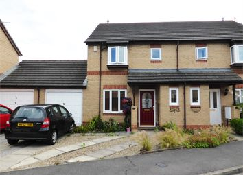 Thumbnail 3 bed semi-detached house for sale in Harewood Crescent, Stockton-On-Tees, Durham
