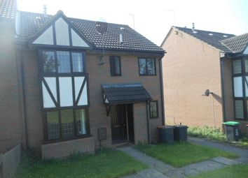 Thumbnail 2 bed property to rent in Queensbury Close, Bedford