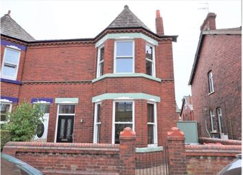Thumbnail 4 bed semi-detached house for sale in Victoria Road, Barrow-In-Furness