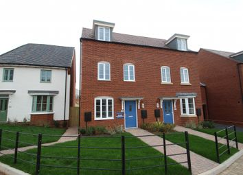 Thumbnail 4 bed semi-detached house for sale in Aurora Gardens, Barlaston, Stoke-On-Trent