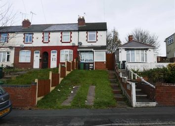 Thumbnail 2 bedroom terraced house to rent in Marsh Lane, West Bromwich