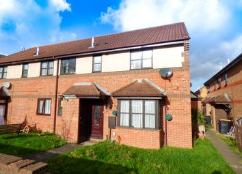 Thumbnail 2 bed terraced house for sale in Poppyfields, Bedford