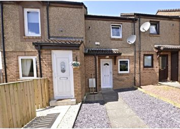 Thumbnail 2 bed terraced house for sale in Brentwood Drive, Glasgow