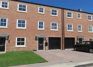 Thumbnail 4 bed town house to rent in Wheatlands, Malton