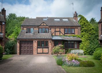 Thumbnail 5 bed detached house for sale in Sandpits Close, Curdworth, Sutton Coldfield