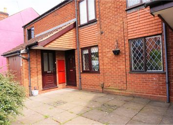 Thumbnail 1 bedroom maisonette for sale in Aldersley Road, Tettenhall, Wolverhampton