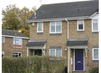 Thumbnail 2 bed end terrace house for sale in Colliers Close, Goldsworth Park, Woking