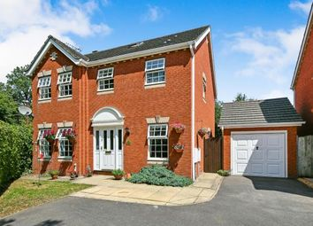 Thumbnail 5 bed detached house for sale in Honeylight View, Abbey Meads, Swindon, Wiltshire