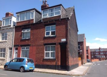 Thumbnail 2 bedroom end terrace house to rent in Dawlish Avenue, East End Park, Leeds