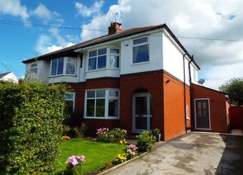 Thumbnail 3 bed semi-detached house for sale in Fox Lane, Hoghton, Preston, Lancashire