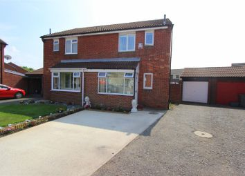 Thumbnail 3 bed semi-detached house for sale in Caledonian Way, Darlington