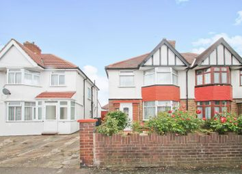 Thumbnail 3 bed terraced house for sale in Warham Road, Harrow