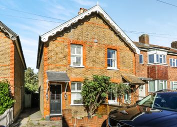 Thumbnail 2 bed semi-detached house for sale in Brook Road, Surbiton