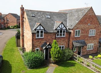 Thumbnail 4 bed town house for sale in Fiddlers Lane, Chester