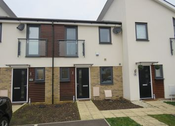 Thumbnail 2 bedroom terraced house for sale in Channing Road, Peterborough