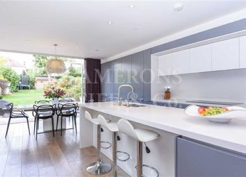 Thumbnail 5 bedroom semi-detached house for sale in The Avenue, Brondesbury Park, London