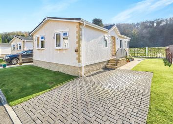 Thumbnail 2 bed mobile/park home for sale in Plym Valley Meadow, Leigham Manor Drive, Plymouth