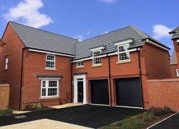 """Thumbnail 5 bed detached house for sale in """"Oulton"""" at Torry Orchard, Marston Moretaine, Bedford"""