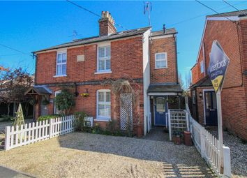 Thumbnail 4 bedroom semi-detached house for sale in Brockhill, Winkfield, Warfield