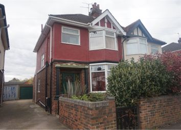 Thumbnail 3 bed semi-detached house for sale in Oldstead Ave, Hull